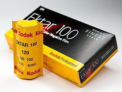 Filme Kodak Colorido  EKTAR  120mm ISO 100
