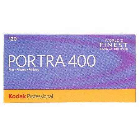 Filme  Kodak Colorido  Professional Portra 400  120