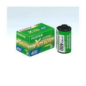 Fujifilm Superia 400 135-36  ISO 400 Colorido