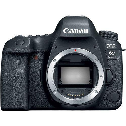 Câmera DSLR Canon EOS 6D Mark II (apenas o corpo)