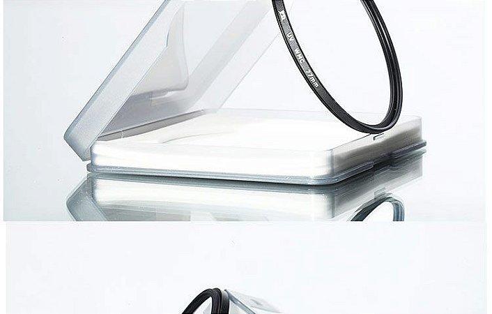 Filtro Redondo UV de WMC Benro  PD 77mm