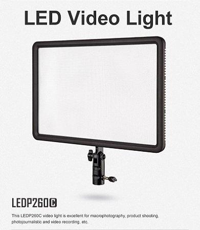 Iluminador de Led 260c Godox Super Fino