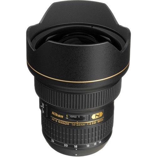 Objetiva Nikon AF-S Nikkor 14-24mm f/2.8G ED AF