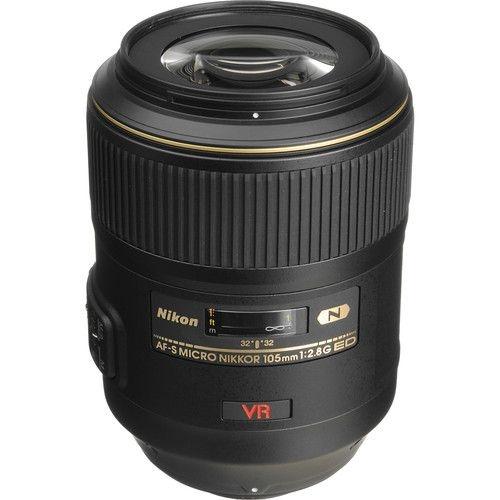Nikon AF-S VR Micro Nikkor 105mm f / 2.8G IF-ED