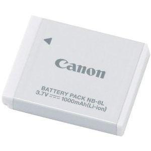 Bateria Lithium Canon NB-6L