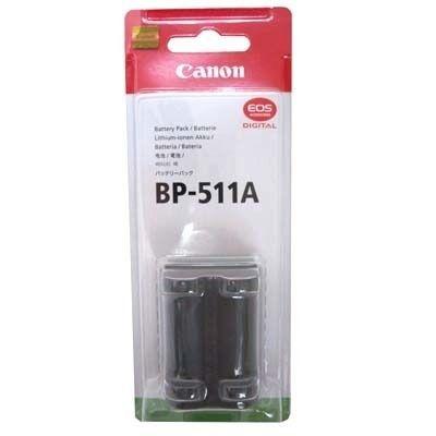 Bateria de lítio-íon Canon BP-511A