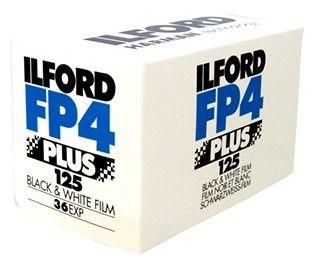 Filme Ilford - FP4+ 135 36 Preto e Branco