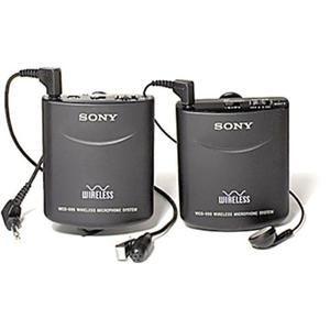 Microfone Sony WCS-999 - Sistema sem Fio