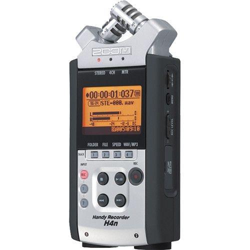 Gravador Digital  Portátil Zoom H4n