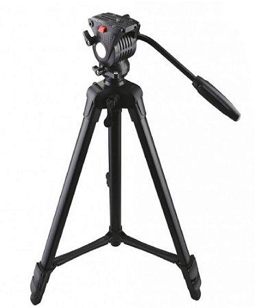 Tripe profissional foto e video WT 3308A cabeça hidráulica