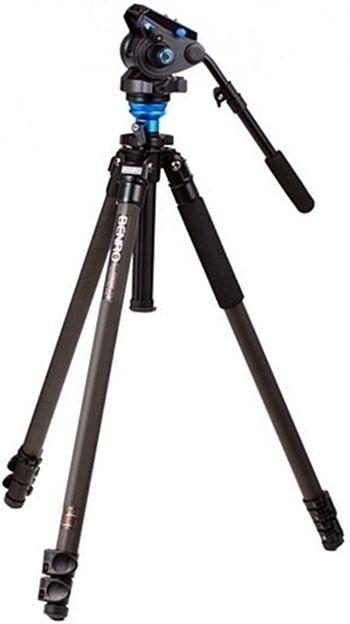 Tripé Profissional Benro IT PRO-S  A2573FS6  para Câmera de Vídeo 6KG