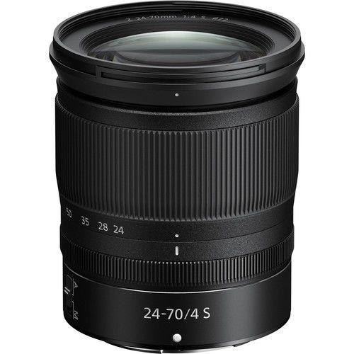 Lente Nikon NIKKOR Z 24-70mm f / 4 S