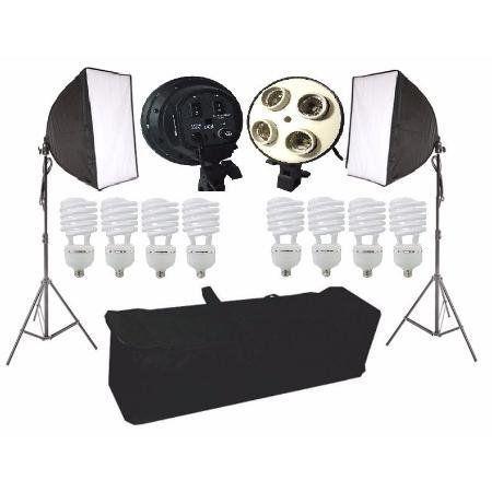 Kit de Iluminação PK-SB01 - 1080W (REF.: PK-SB01)  220v