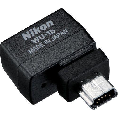 Adaptador móvel sem fio Nikon WU-1b