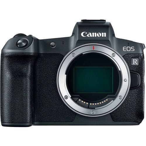 Câmera Canon EOS RP Mirrorless Corpo com Adaptador Canon Mount EF-EOS R para Lentes Canon EF