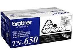 Toner Brother TN650 TN650S   Toner de Serviço   DCP8080DN DCP8085DN HL5340D HL5370DW   Original 8k