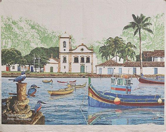 Lona Paraty, Rio de Janeiro  (175 cm x 135 cm)