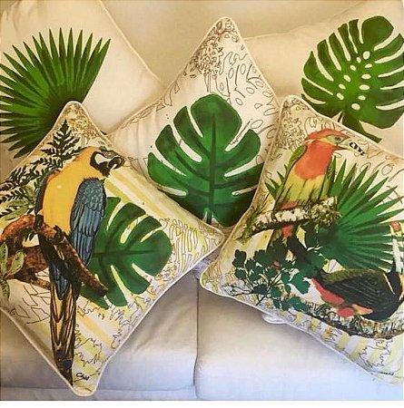 Coleção Tropical (5 almofadas)