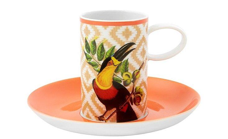 Xícara de Café - Vista Alegre por Chicô Gouvêa