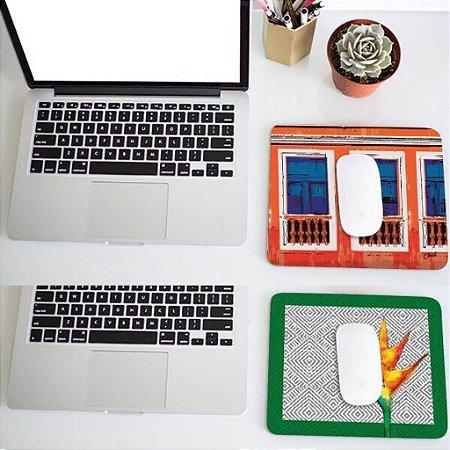 2 Mousepads: Olinda e Belo