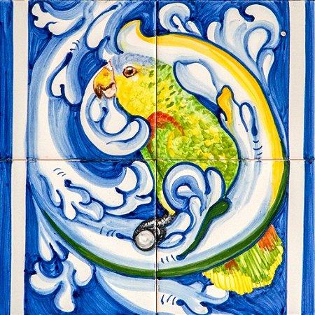 Painel de Azulejo 02 - 28x28cm