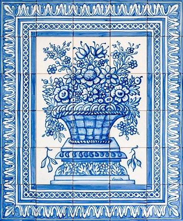 Painel de Azulejo 19 - 90x75cm
