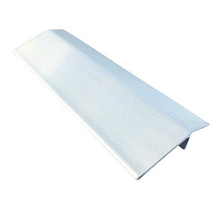 Perfil Inox Desnível para acabamento de desníveis entre pisos