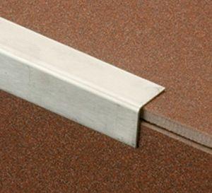 Cantoneira de Aluminio Anodizado