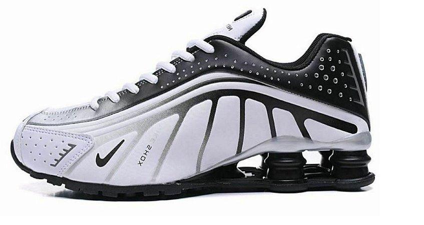 Tenis Nike Shox R4 Neymar Jr 4 Molas Edição Limitada