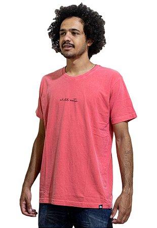 Camiseta Outstanding Estonada Salmão