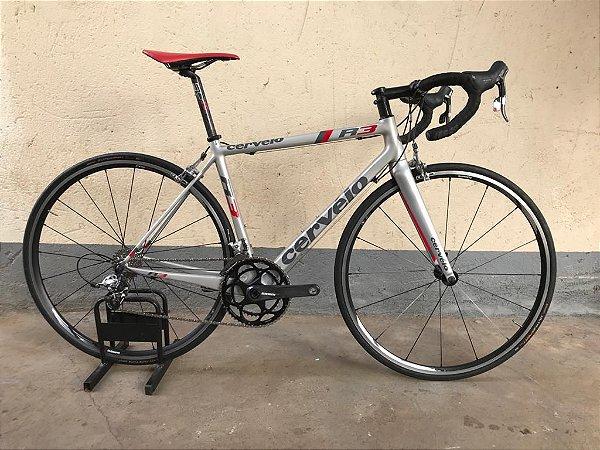 Bicicleta Semi Nova Speed Cervelo R3 Tamanho 51