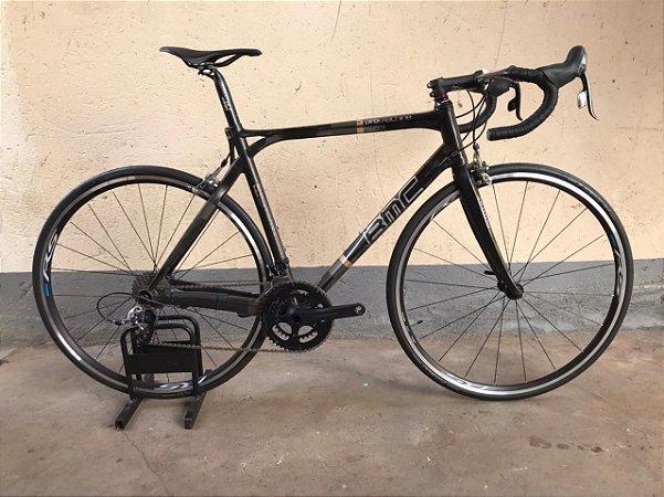 Bicicleta Semi Nova Speed BMC Promachine SLC01 Limited Edition Tamanho 53