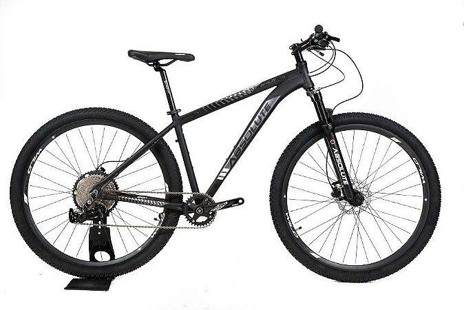 Bicicleta Absolute Wild 12 vel 2021 Preta