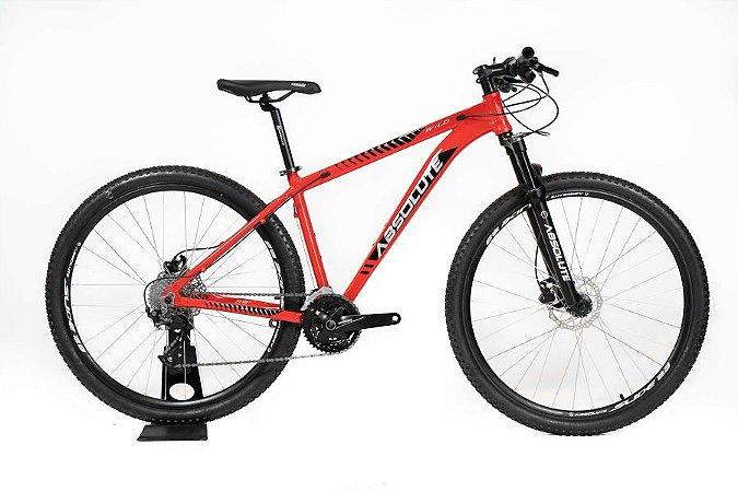 Bicicleta Absolute Wild Altus 27V 2021 Vermelha