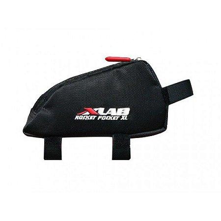 Bolsa de Quadro Xlab Rocket Pocket XL - Black