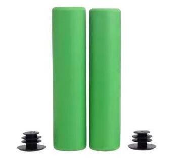 Manopla STN MTB Silione Premium Verde