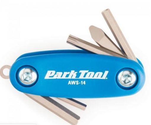 Canivete Park Tool Aws-14 6 Funções