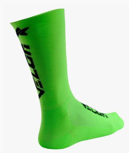 Meia Velon Verde Fluor