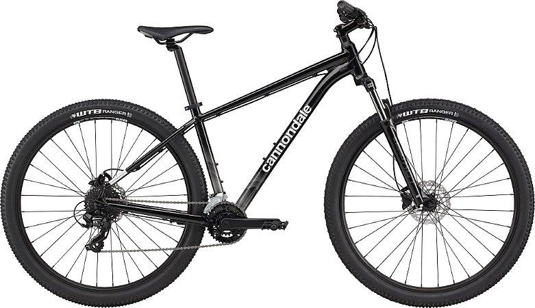 Bicicleta Cannondale Trail 7 Aro29 Preto