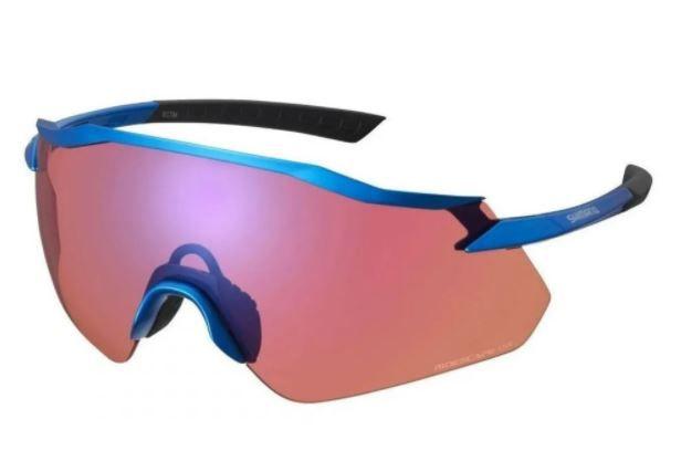 Óculos Shimano Equinox4 Azul lente Ridescape