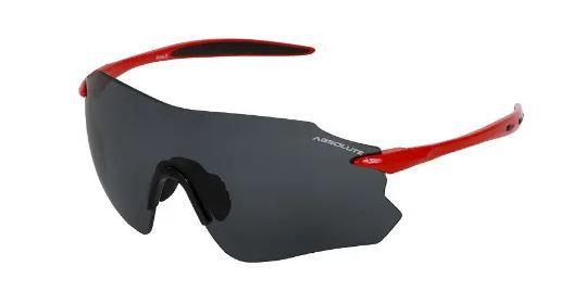 Óculos Abs Prime Sl Vermelho lente fume