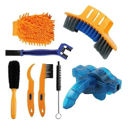 Kit de escova de limpeza com 8pcs