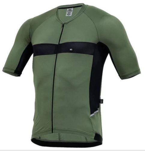 Camisa Marcio May Ellegance Masculina - Verde escuro