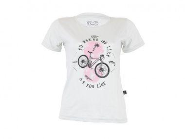 Camiseta Marcio May Go Where Feminina