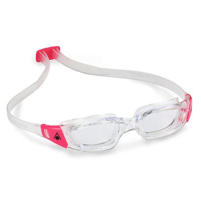 Óculos de Natação Aqua Sphere Kameleon Lady Transparente e Rosa Lente Transparente
