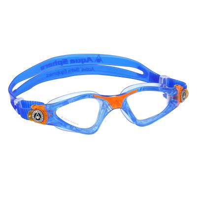 Óculos de Natação Aqua Sphere Kayenne JR Azul e Laranja