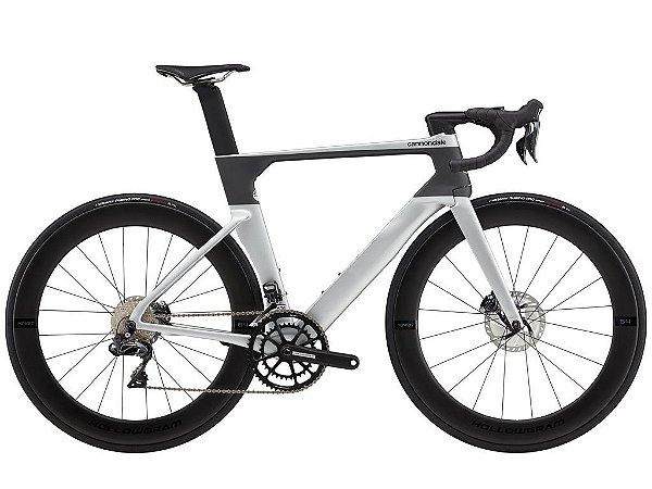 Bicicleta Cannondale SystemSix Hi-Mod Disc Ultegra Di2 2021
