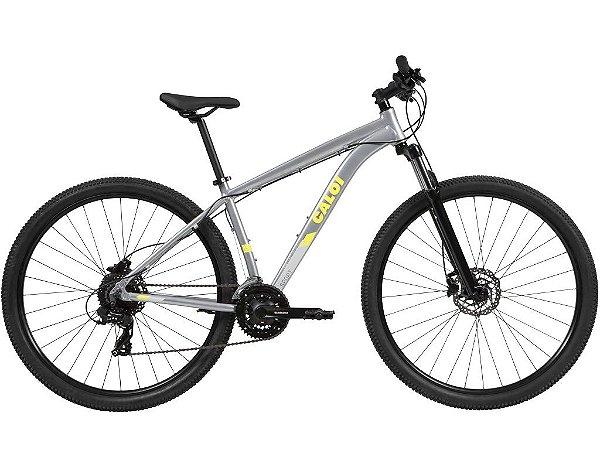 Bicicleta Caloi Explorer Sport 2021 Cinza