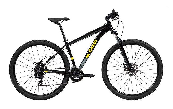 Bicicleta Caloi Explorer Sport 2021 Preto