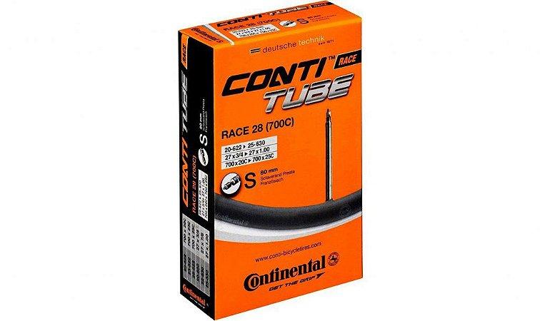 Câmara Continental Race 700x25c 80mm